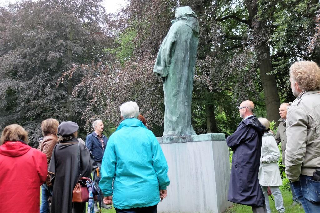 Museum Middelheim, zaterdag 18 juni: Luk Van Soom in gesprek met Balzac