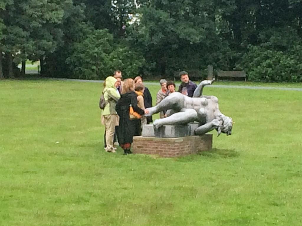 Museum Middelheim, zaterdag 18 juni: beelden kijken met Anton Cotteleer