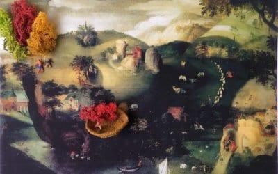 Monster CHETWYND tekent voor de editie 2018