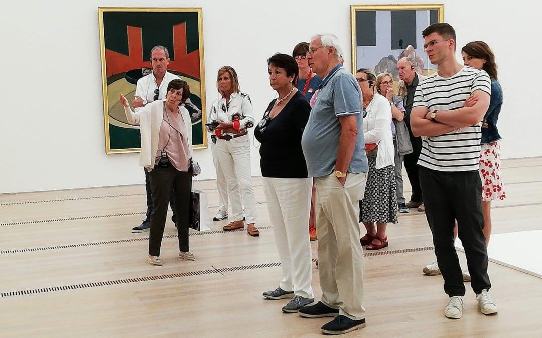 Middelheim Promotors in Basel (16-19 en 23-26 augustus2018)